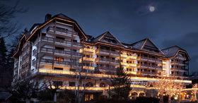 Tagung in den Alpen