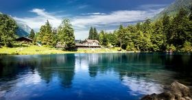 Discover Blausee at a special price