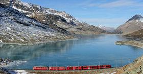 Graubünden: UNESCO-Welterbe Package