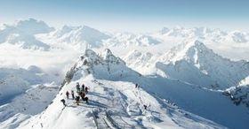 Ski Safari Verbier - Chamonix - Pila