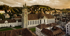 Treat yourself to a cultural city adventure in St.Gallen