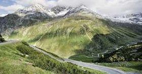 Pässefahrt Graubünden