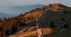Extended hike - Vaud Jura Regional Park