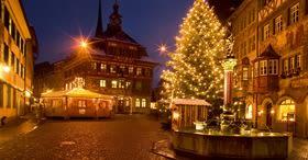 Un centro storico da fiaba Stein am Rhein