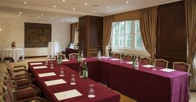 Event rooms at the Hotel Bristol Genève
