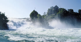 Rhine Falls 'Gischt' package