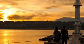 Romantikwochenende in Genf