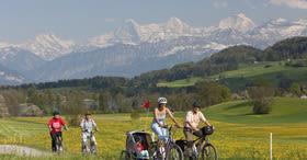 Herzroute: Thun - Zug