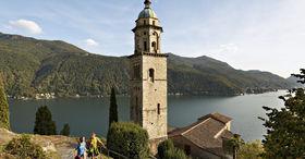 Trans Swiss Trail: Bellinzona - Mendrisio