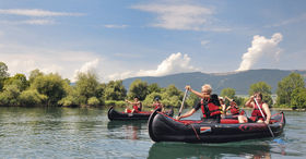 Aare canoe: Büren – Olten