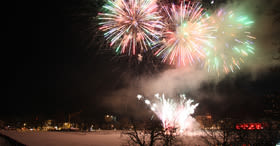 Switzerland's longest New Year's Eve
