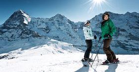 Paquete de esquí Jungfrau
