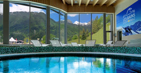 Alpine relaxation in hotel residence