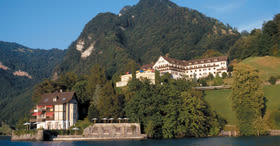 Seminar package with wonderful views of Lake Lucerne