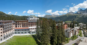 Arosa – Lenzerheide with free pre-arrival or extended stay! at Waldhotel National
