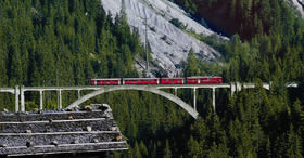 Chur - Arosa Bahn railway offers