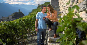 Valais Wine Hiking Trail