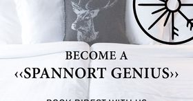 Become a Spannort Genius