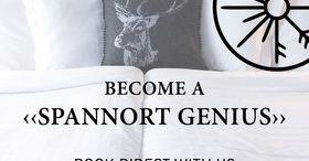 """Diventate uno """"Spannort Genius"""""""