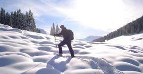 Schneeschuhwochenende im Prättigau