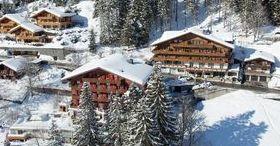 Hotel Waldhaus-Huldi