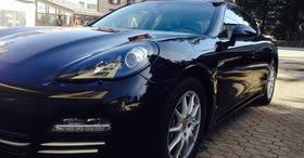The Porsche experience
