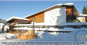 Corporate Retreat in Gstaad