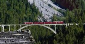 Rail offer Chur-Arosa