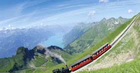 Full steam ahead: Brienz Rothorn Package
