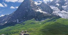 Via Alpina : Meiringen - Lenk