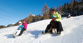 Family holiday in Davos Klosters