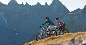 Freeride biking 3 days