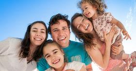 Vacanze in famiglia piene di avventure