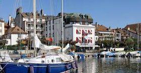 Romantik Hotel Mont-Blanc au Lac