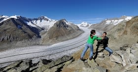 Aletsch Arena hiker's package