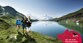 Wandelweek in de vakantiestreek Interlaken