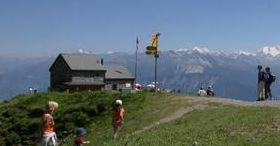Genuss-Wandern in Crans-Montana