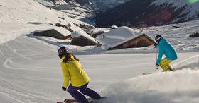 Ski-Weekend Disentis Sedrun