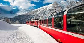 3 for 2 in Chur & Bernina Express first class