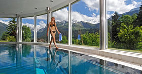 Wellness in Engelberg