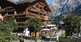 Visit the Adler Adelboden near the Vogellisi
