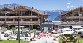 Be WOW-ed in Verbier - 5* W Verbier
