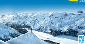 Simply outstanding: Hotel ski pass for CHF 35.-