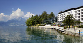 Relaxation on the Grand Tour of Switzerland