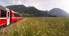 Chur: Bahnspass und Pässefahrten in Graubünden