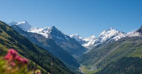 Wandertour im Val d'Anniviers