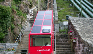 Piora – Ritom funicular railway