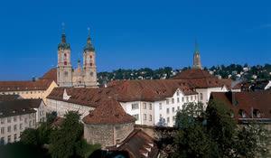 St. Gallen Abbey District