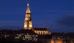 Bern Münster Cathedral of St. Vincent