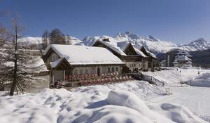 Chesa al Parc, St. Moritz